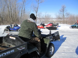 March 2013 Ice Shorline Cleanup