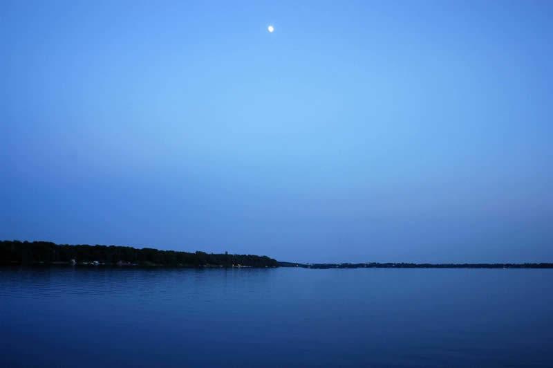 Moon Over Big Green