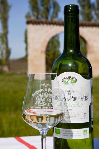 Castrum de Pommiers, Château des Seigneurs de Pommyers. © Elodie Rothan