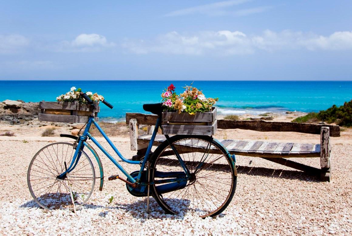 Le paradis des vélos. © Elodie Rothan
