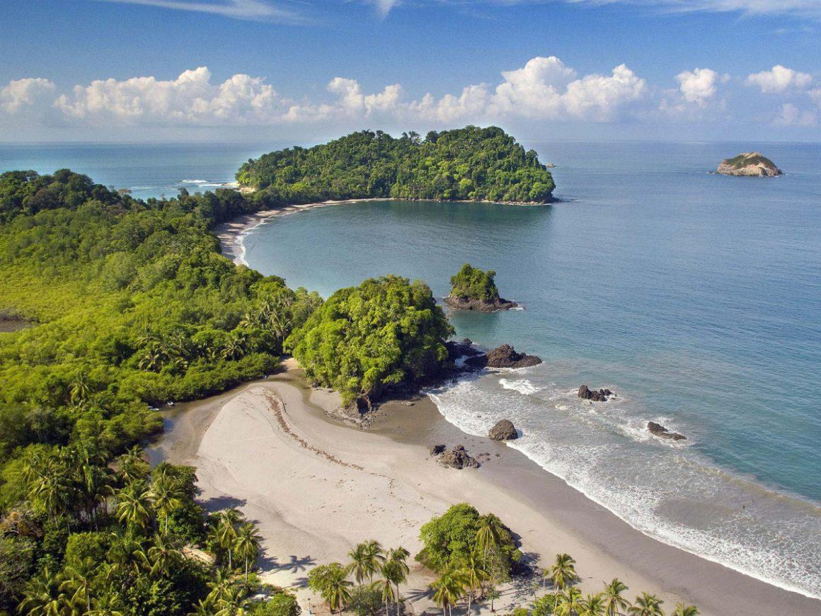 Parc National Manuel Antonio au Costa Rica