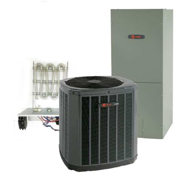 Trane Electric HVAC System Bundle