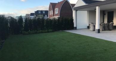 Aanleg gehele tuin – eindreslutaat