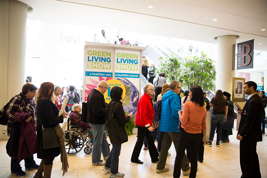 2019 Green Living Show Celebrating Our 13th Year