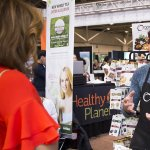 2017 Green Living Show exhibitor Organic Traditions