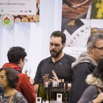 Rosewood Estates Winery in the Food Feature at the 2017 Green Living Show