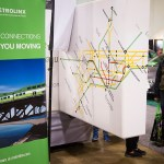 Metrolinx exhibits at the 2017 Green Living Show
