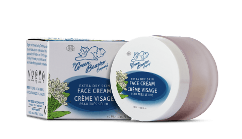 green beaver face cream