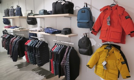 Ecoalf Madrid: amazing jackets and rucksacks made from upcycled materials!