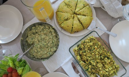 Vegan cooking class in Madrid: One Green Bunny