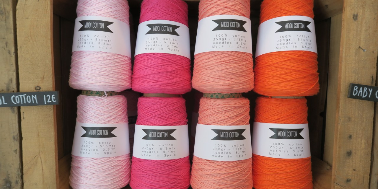 Black Oveja: vegan knitting and sewing in Madrid