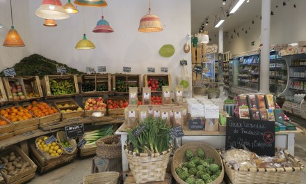 Mama Campo: natural food shop in Madrid