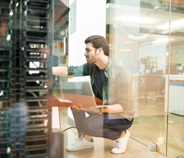 GreenLoop IT Solutions provides managed server and cloud services