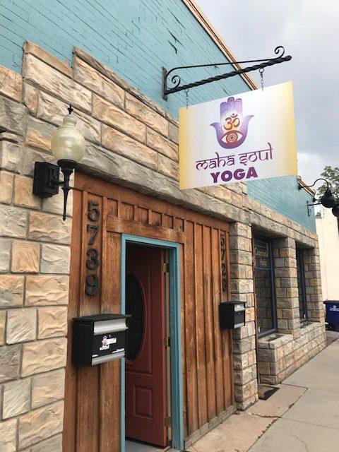 Maha Soul Yoga Studio Grand Reopening