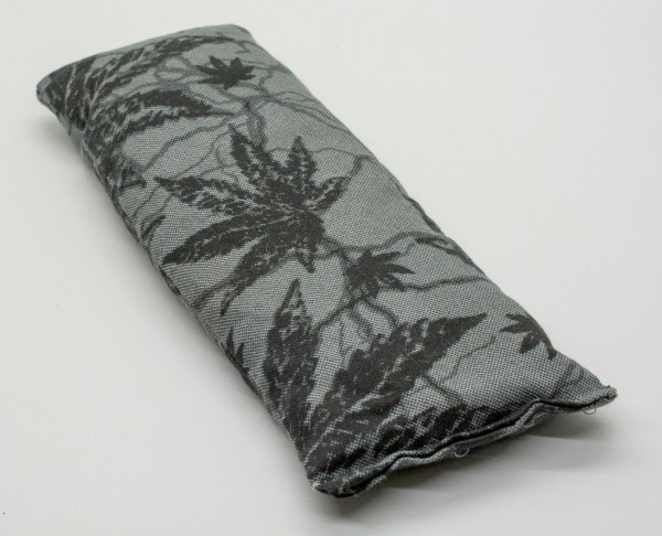 Modern Cannabis Eye Pillow