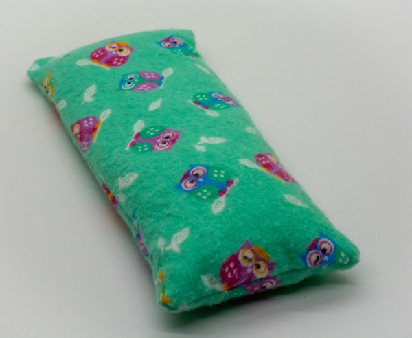 Owl Lavender Eye Pillow
