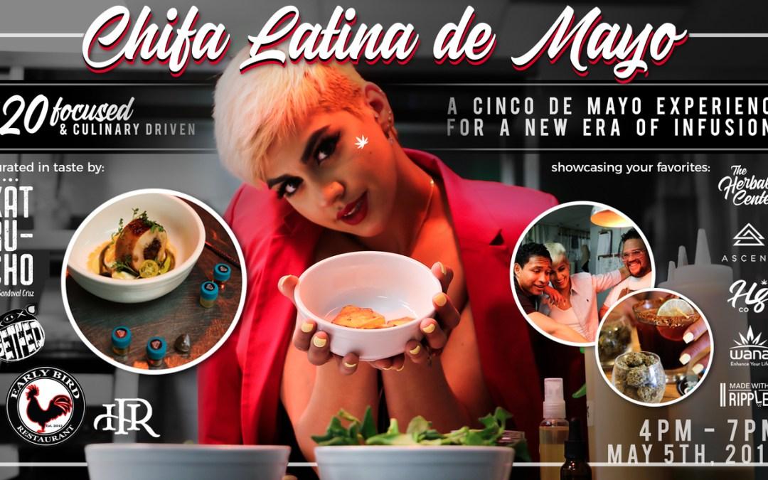 Chifa Latina De Mayo – A New Age 420 Fusion
