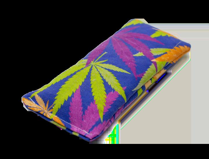 Cannabis Eye Pillow
