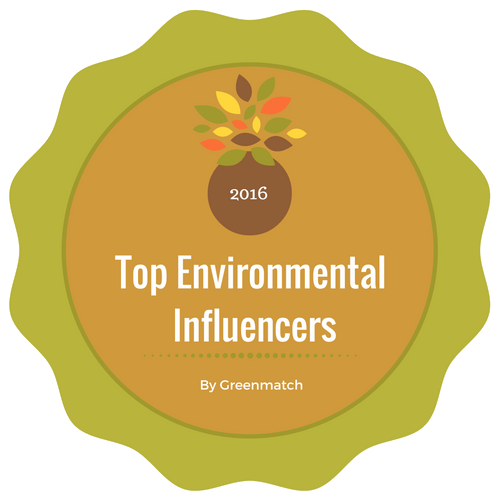 Top Environmental Influencers 2016