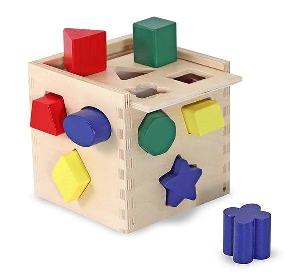 Giochi In Legno Montessoriani Da Regalare A Bimbi Dai 0 2