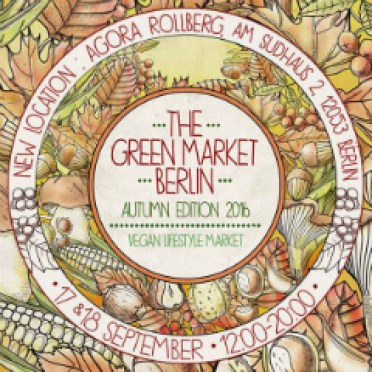 Green Market Berlin - Logo