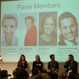 ITB Berlin 2015 / Panel Discussion on Blogger Relations