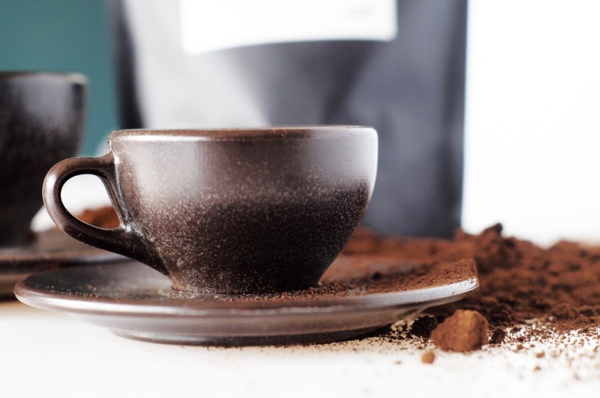 Kaffeeform - coffee cups from recycled coffee grounds