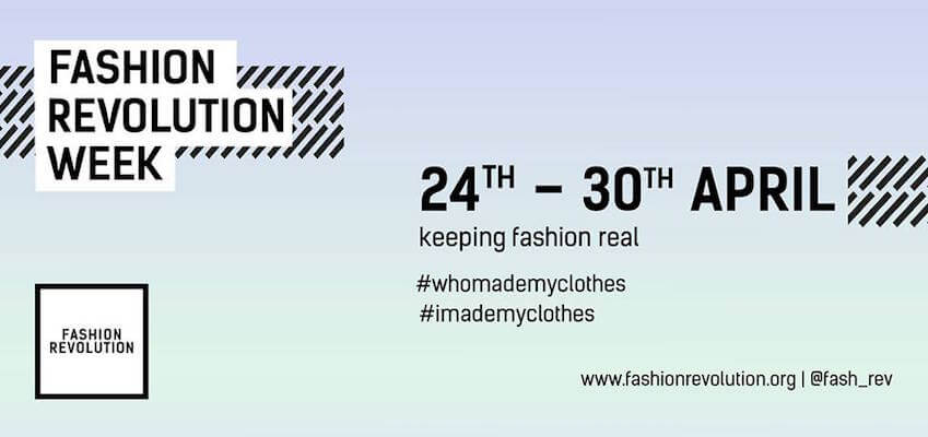 Fashion Revolution Week 2017 | GreenMe Berlin Events