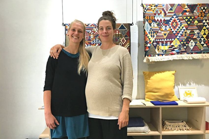 FOLKDAYS store, Claudi and Lisa   GreenMe Berlin Podcast