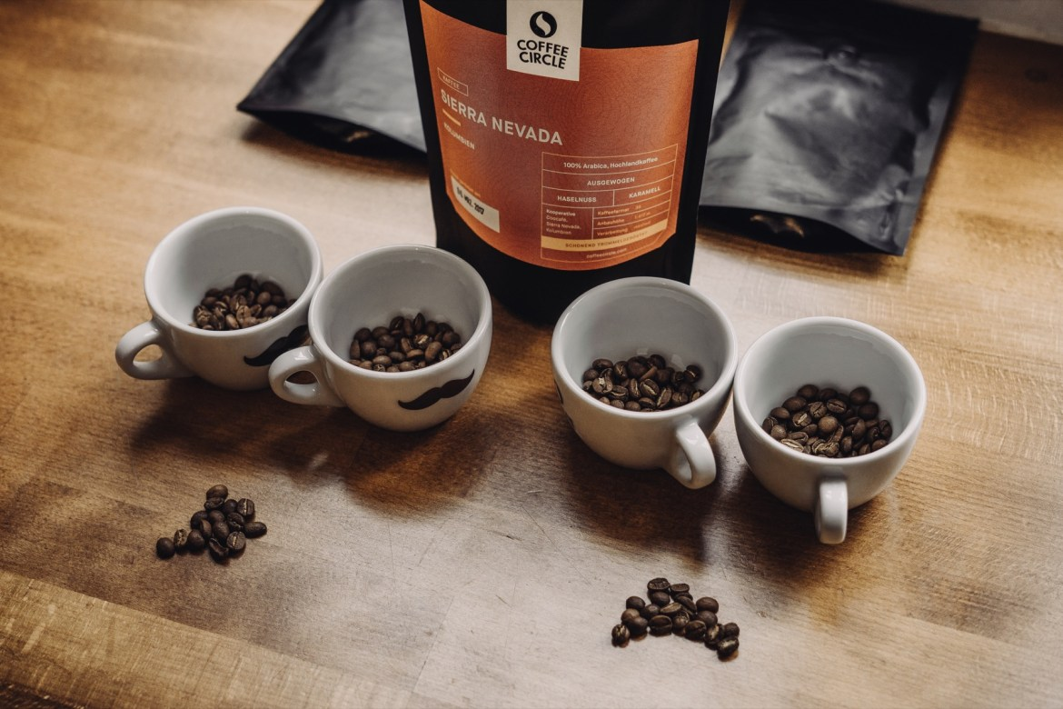 Coffee Circle, Coffee Cupping | GreenMe Berlin podcast