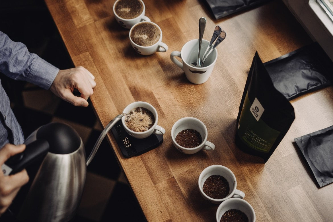 Coffee Circle, Coffee Cupping 2   GreenMe Berlin podcast