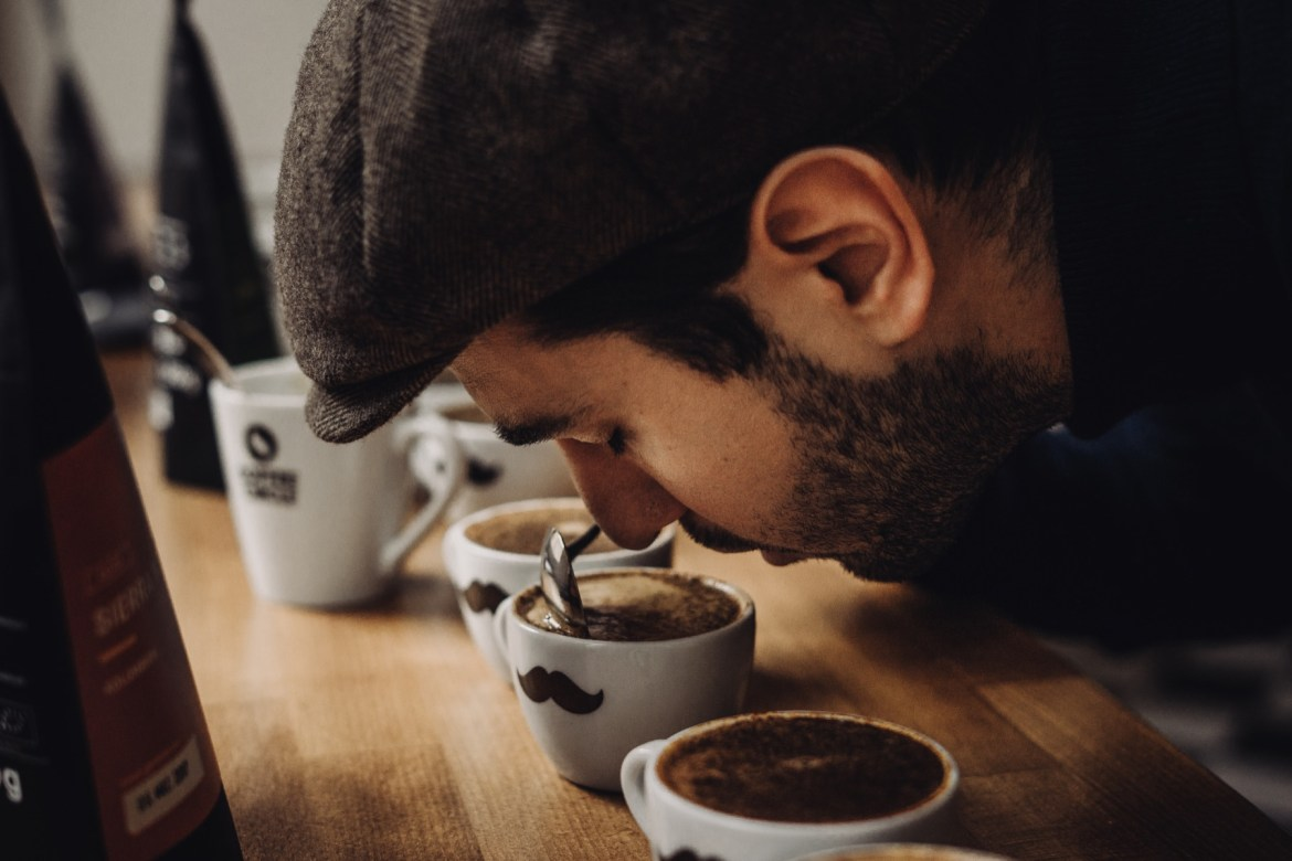 Coffee Circle, Coffee Cupping 3 | GreenMe Berlin podcast