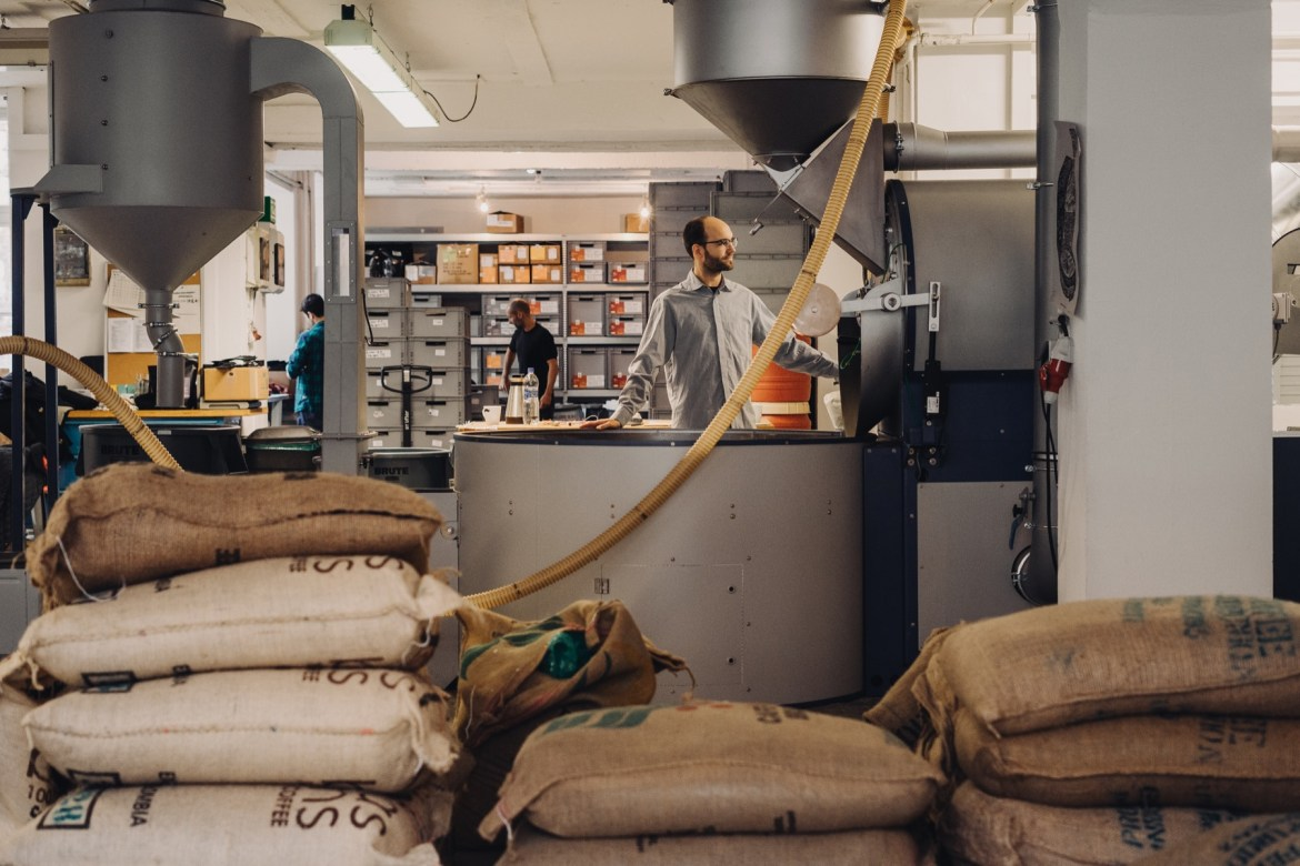 Coffee Circle, Roastery | GreenMe Berlin podcast