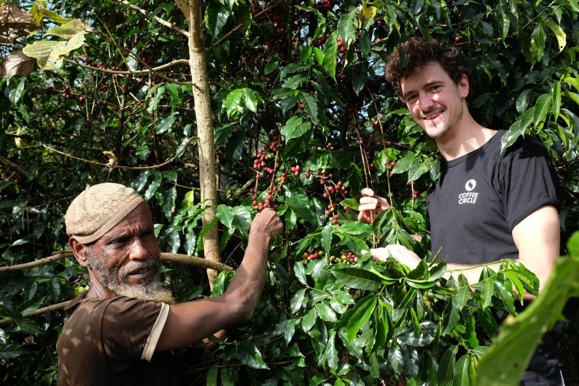 Coffee Circle, Social Projects, Martin at Plantation   GreenMe Berlin podcast