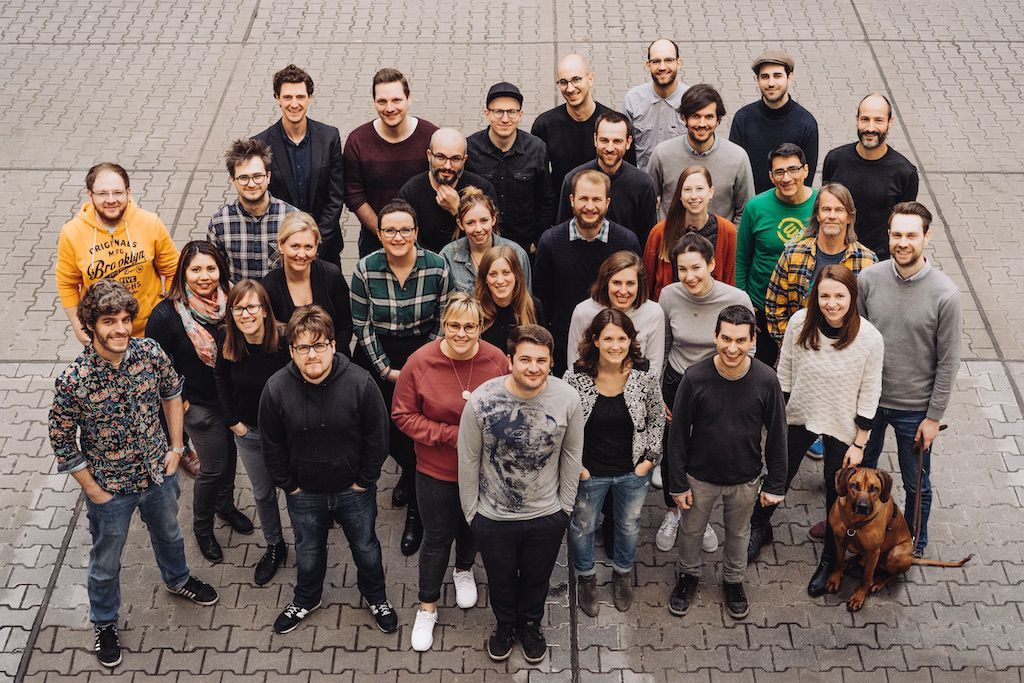 Coffee Circle, Team   GreenMe Berlin podcast