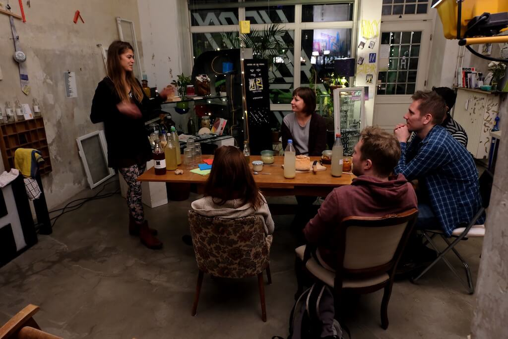 Edible Alchemy, ginger beer workshop | GreenMe Berlin Podcast Ep15