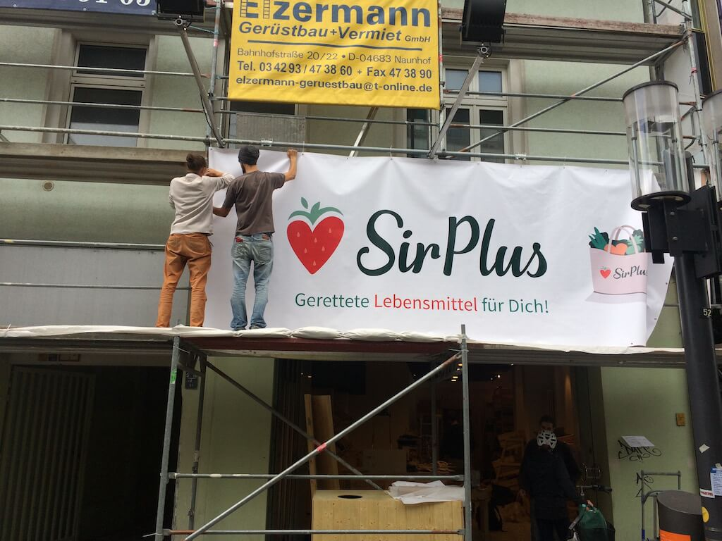 SirPlus Berlin - opening | GreenMe Podcast Ep 17