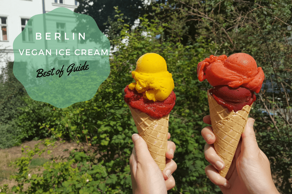 Best Vegan Ice Cream in Berlin | GreenMe Berlin