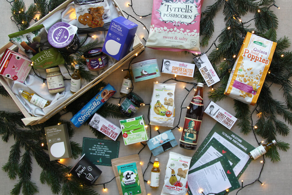Sustainable Christmas Gifts - SirPlus Retterbox