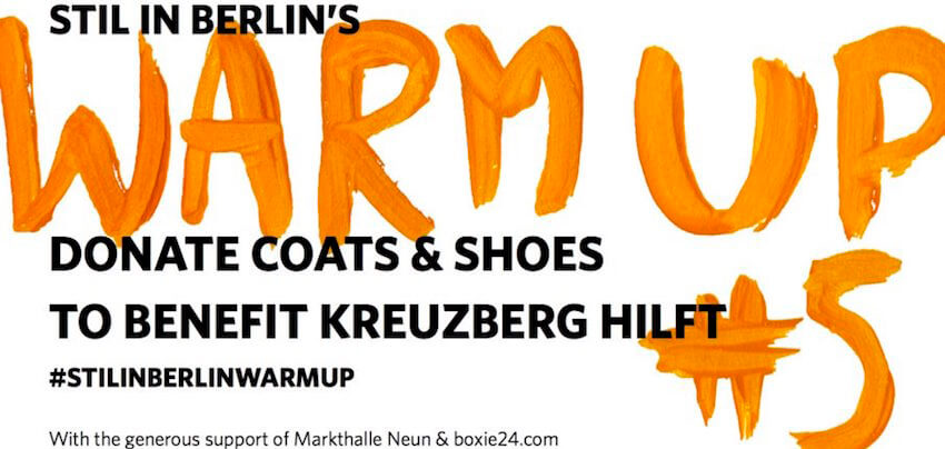 Stil in Berlin Warm Up | GreenMe Events