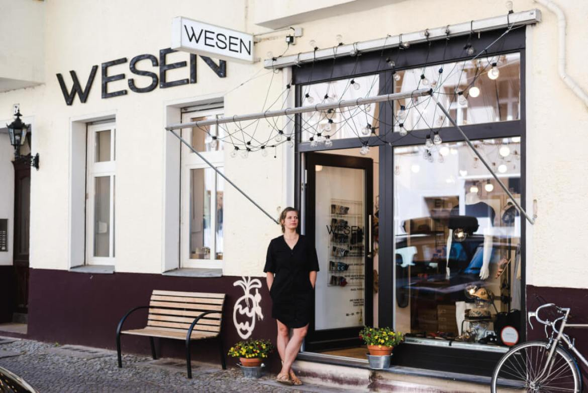Ethical Fashion Berlin, WESEN | GreenMe Berlin