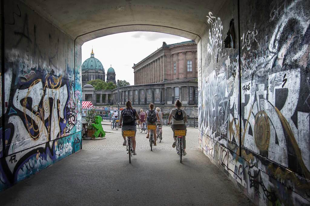 Cycling in Berlin | Berlin on Bike Highlights Tour