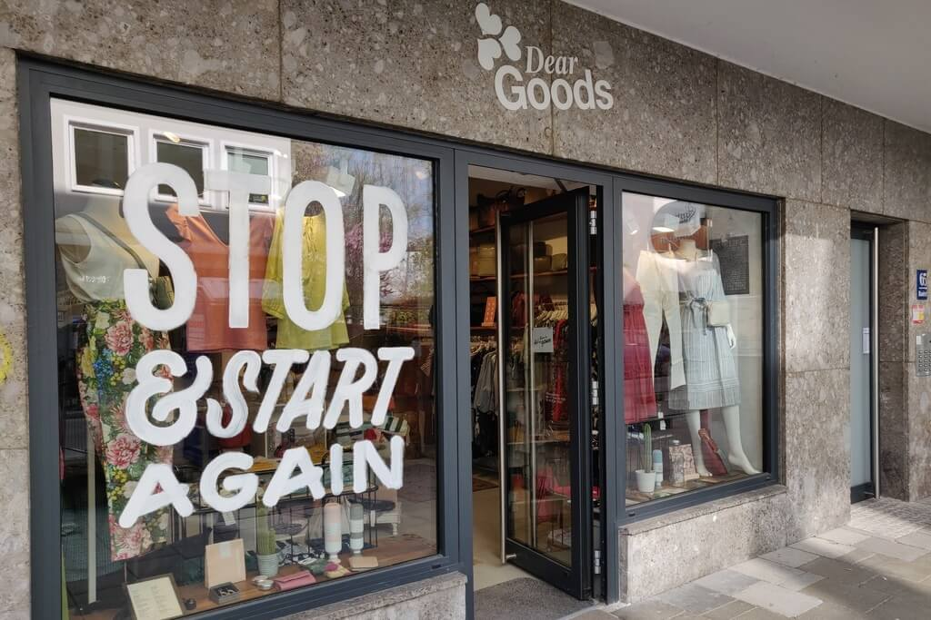 Sustainable Guide Munich - Dear Goods | GreenMe Guides