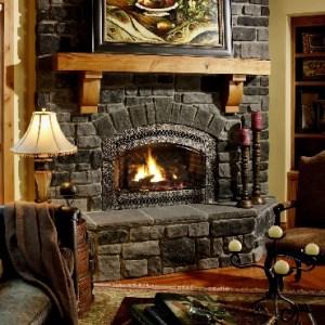 Fireplace Xtrordinair FPX 44 DV XXL Gas Fireplace