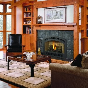 Fireplace Xtrordinair FPX 564 Space Saver GreenSmart