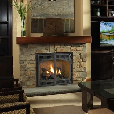 Fireplace Xtrordinair FPX 864 HH Gas Fireplace