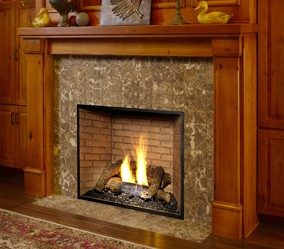 Avalon 1080 Clean Faced Fireplace