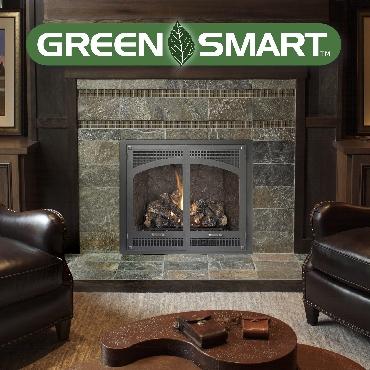 Fireplace Xtrordinair FPX 864 ST GreenSmart