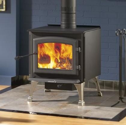 Enerzone 2.9 large wood stove - Enerzone Wood Stoves & Fireplaces Manchester, Vermont Friends