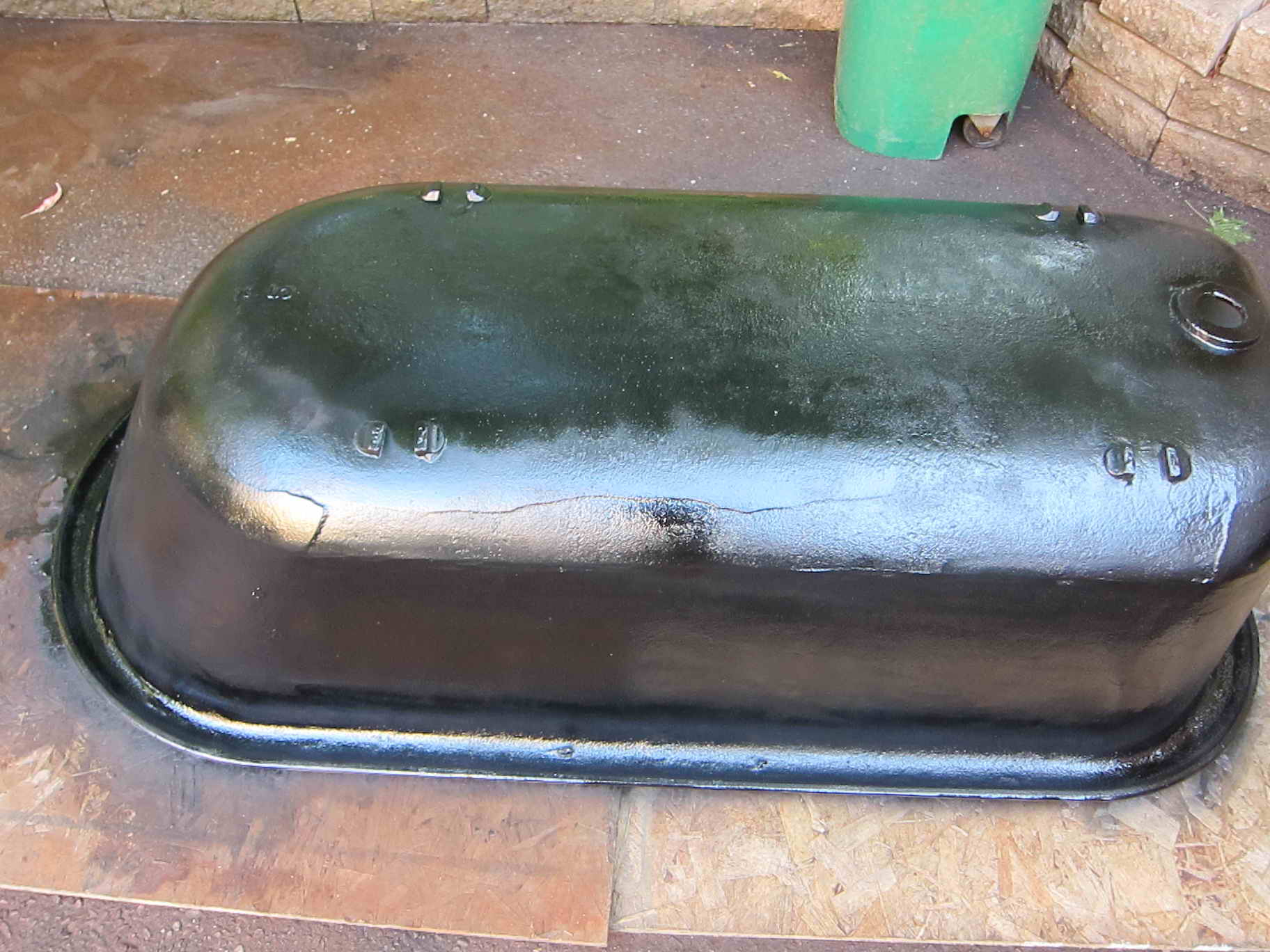Paint Cast Iron Claw Foot Bathtub